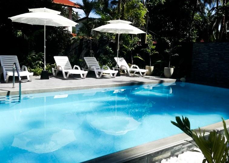 Green Garden pool