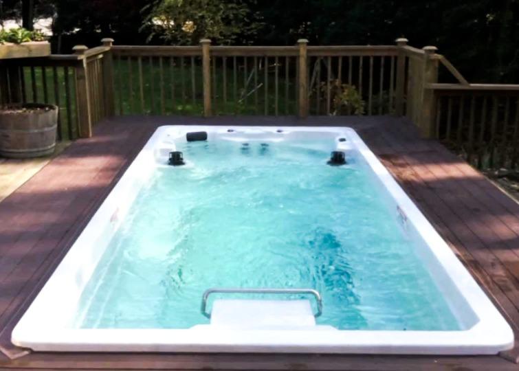 Spa Pools, Hot Tubs